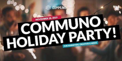 Communo Calgary Member Blender - Sponsored by Solid.