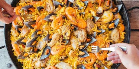 Spanish Cuisine	Cooking Class - Fri, 12/13/19 -7pm - West LA Cooking School tickets