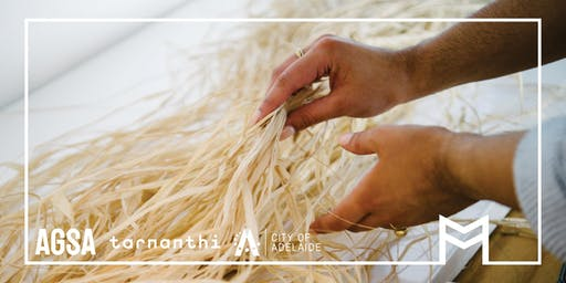 Weaving Workshop with Carly Tarkari Dodd at The Mill