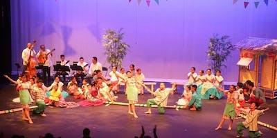 Concert of Philippine Dances & Music - PAMANA 3 (Heritage)