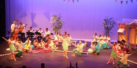Concert of Philippine Dances & Music - PAMANA 3 (Heritage) tickets