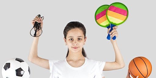 Four Sports (6 - 8 yrs) @ MWRC #24034