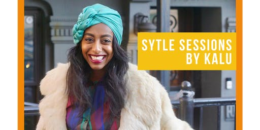 Alyce on Grand Presents... Styling Sessions By Kalu