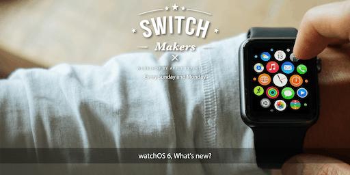 watchOS 6, What's New? - Kedah (Village Mall)