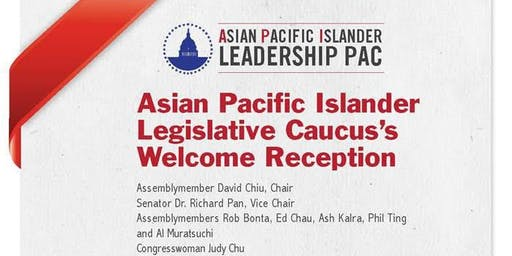 API Legislative Caucus Welcome Reception