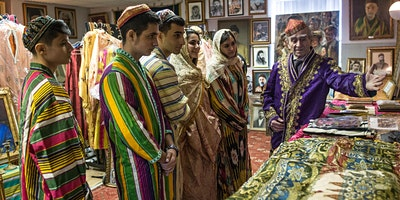 Jewish Silk Road Tours™: Bukharian Community Tour in Rego Park partner of Yiddish NY 2019