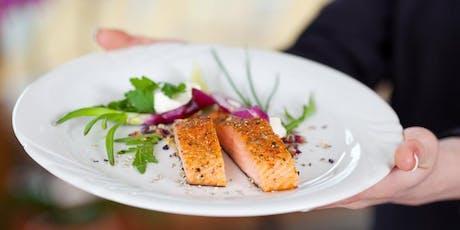 Favorite Fish Recipes Cooking Class - Fri 12/20/19-7pm Bring Wine! West LA tickets