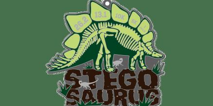 2020 Dinosaurs! STEGOSAURUS 1 Mile, 5K, 10K, 13.1, 26.2 - Little Rock