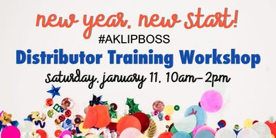 AK LipBoss New Year Training