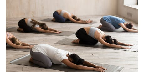 FREE Adults Yoga Class tickets