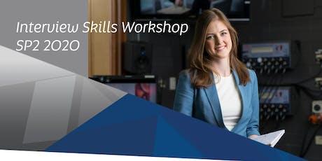 Business Internship - Interview Skills Workshop for SP2 2020 students tickets