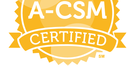 Advanced Certified ScrumMaster™ (A-CSM) Sydney, 13 - 14 February 2020 tickets