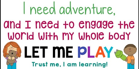 Joy Of Learning Through Play @ NKG tickets