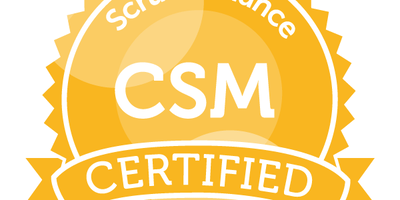 Certified ScrumMaster (CSM), Sydney, 16 - 17 April 2020