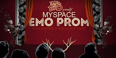 Myspace Emo Prom at Hangar 9 (Carbondale, IL)
