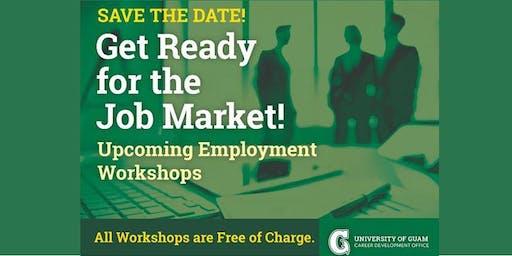 2019 UOG Career Development Workshops