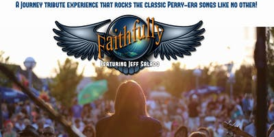 Faithfully Live - Journey Tribute Sensation