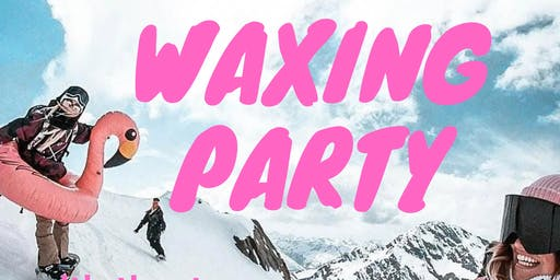 SAS Waxing Party @ 20 Corners Brewing