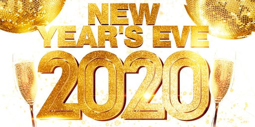 New Year's Eve Party 2020 (10 pm - 3 am)