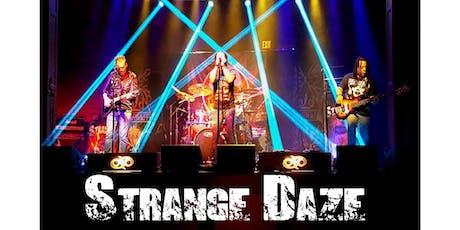 Strange Daze at TAK Music Venue tickets