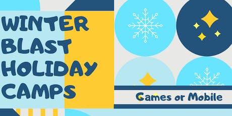 Winter Blast Games Camp tickets