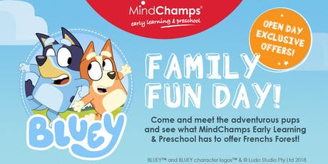 Free Family Fun Day @Frenchs Forest MindChamps! tickets