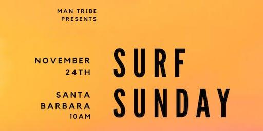 MAN TRIBE - SURF SUNDAY