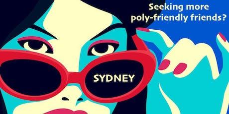PolyFinda's Polyamorous Speed-Dating in Sydney - December 2019 tickets