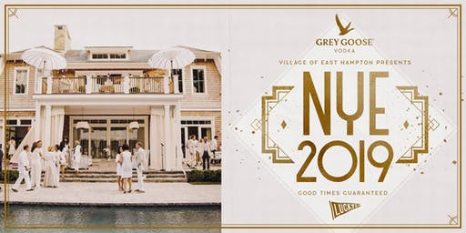 New Years Eve @ Lucky's Beach Club