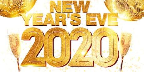 NYE 2020 ( 10pm-3am ) tickets