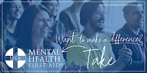 Youth Mental Health First Aid Certification Training