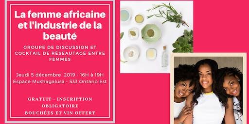 La place des femmes Africaines dans l'industrie de la beauté: Groupe 2