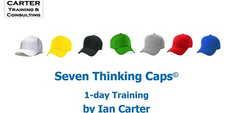 Seven Thinking Caps training tickets