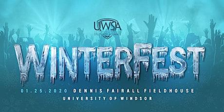 UWSA WinterFest 2020 ft Rich The Kid tickets