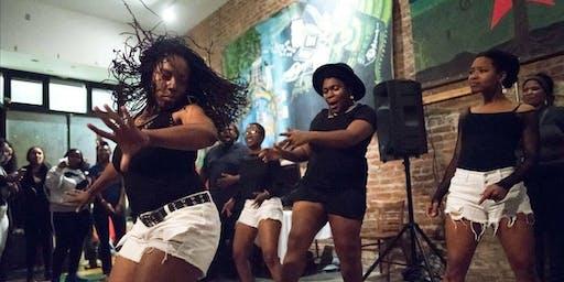 Afro Dance Workshop w/ Kanukai & Caliwynd