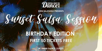 Sunset Salsa Sessions - Birthday Edition