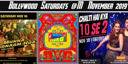 Bollywood Party November