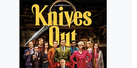 Knives Out Movie Fundraiser tickets