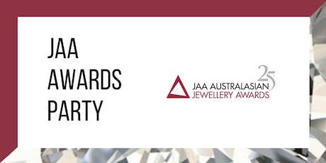 2019 JAA Australasian Jewellery Awards Party tickets