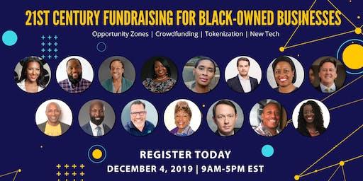 21st Century Fundraising for Black Businesses
