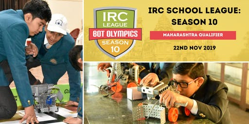 IRC School League Maharashtra Qualifier (Robotics Competition)