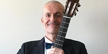 Fabio Montomoli at Burnt Bridge Cellars tickets