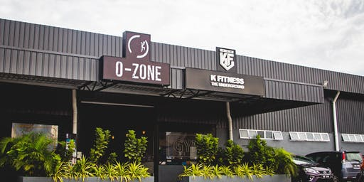 O-Zone Fitness Grand Opening