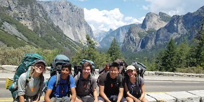 Yosemite Science Adventure: Middle School!