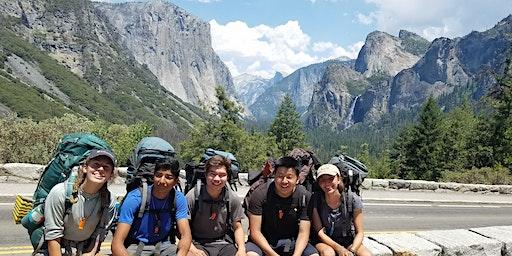 Yosemite Science Adventure: Middle School