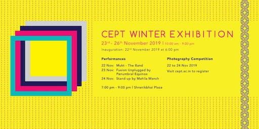 CEPT Winter Exhibition 2019