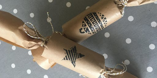 Make Your Own Luxury Eco Christmas Crackers