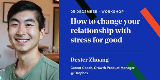 How to change your relationship with stress for good