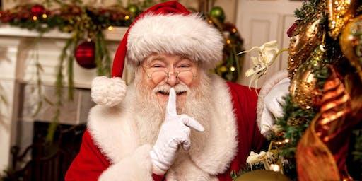 Festive Distractions - Santa & Elf Surprise @ Clarkson Library