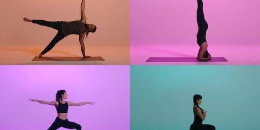 Yoga Vegas Vinysa Flow